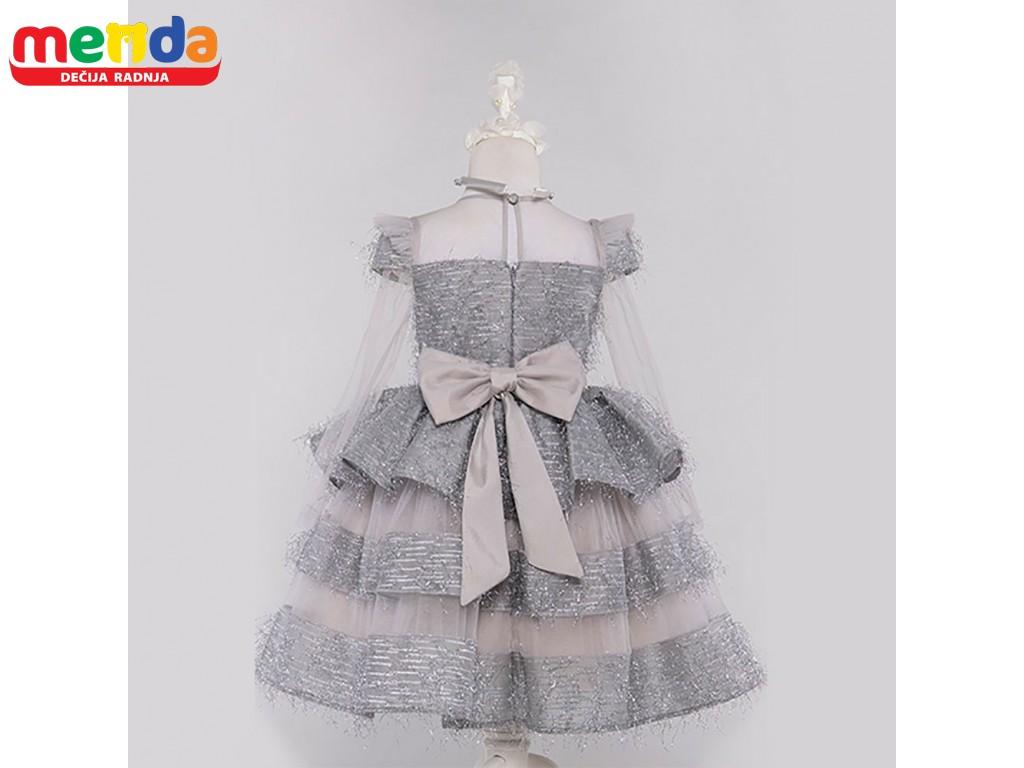 Pamina Svecana Haljina Za Devojcice 19601 Menda